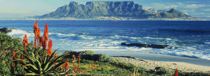 Table Mountain, Sudafrica