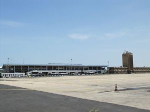 Leopold Sedar Senghor International Airport (DKR), Dakar