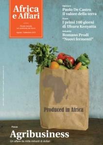 Agribusiness: la vera risorsa dell'Africa (al prezzo speciale di 5 €)