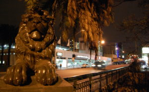 Lion_Bridge_Pretoria_night