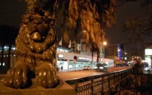 Lion_Bridge_Pretoria_night