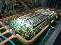 Model_of_the_City_of_Jv_in_Rizhao_Urban_Planning_Exhibition_Hall_2011-08