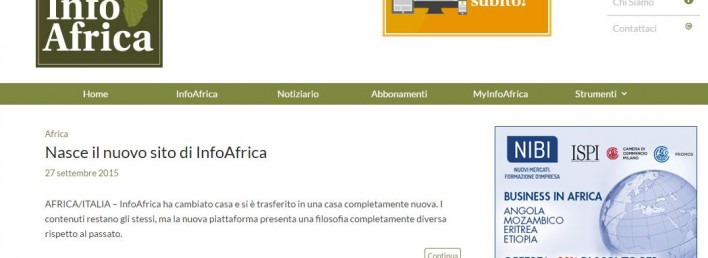 Siti Web di incontri in Angola