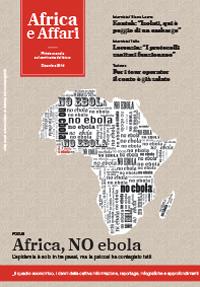 Scarica il numero dedicato ad ebola. E' gratuito!