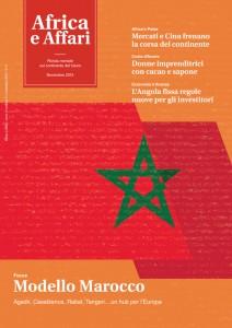 Un hub per cinque continenti, diversificare sfruttando la geografia..Il Marocco ha 'messo da parte' i fosfati e scommesso sull'industria, sull'agricoltura e sullo sviluppo delle energie rinnovabili, ma soprattutto sulla propria posizione