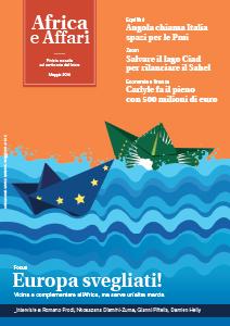 Leggi il numero di Maggio dedicato ai rapporti tra Europa e Africa