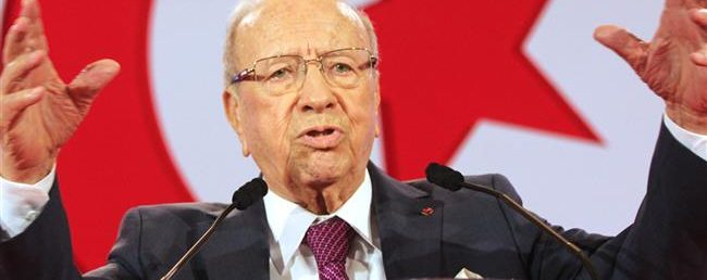 presidente tunisia