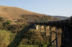 tanazia railway